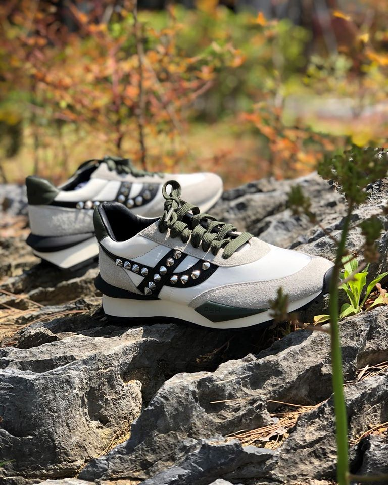 The eco friendly sneaker you'll need this season....  Shop Spider Studs on https://t.co/6RTiVx6hKr https://t.co/t40lhBxqMY  #eco #trainers #sneakers #recycled #style https://t.co/f13DF4Eogb