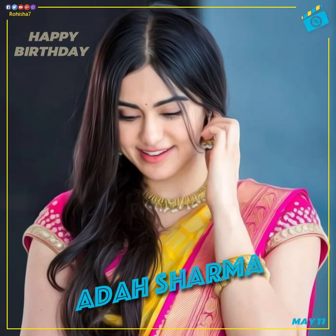 Happy Birthday Gorgeous Queen  All the best for your future projects