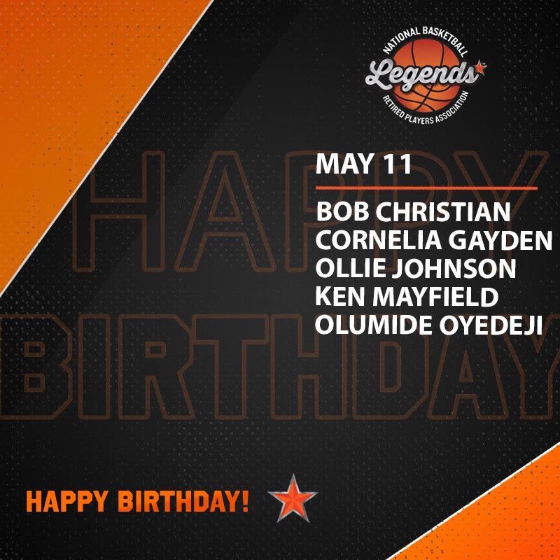 Wishing a HAPPY BIRTHDAY to these Legends 🎉   #LegendsofBasketball #NBABDAY #WNBABDAY https://t.co/bCMBhablua