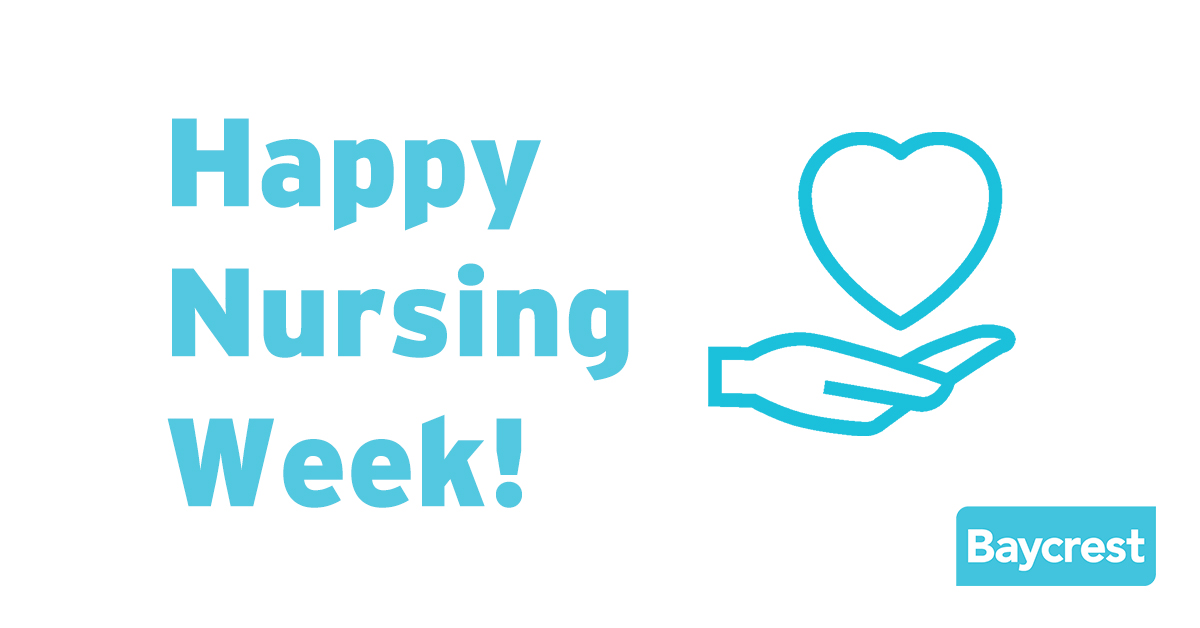 Happy #NationalNursingWeek! We are humbled and inspired by all the nurses on our campus and are so grateful for the work you do. You continue to provide exceptional care, commitment, passion and leadership in the face of these difficult circumstances. We thank you ❤️️