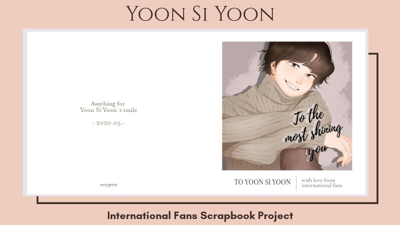 Type yoon yoon shi ideal Yoon Shi