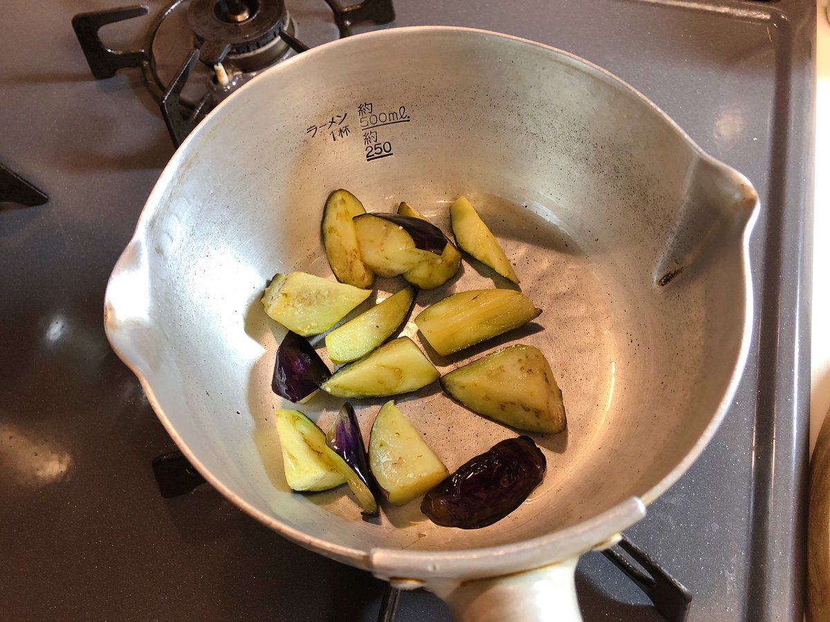 茄子とツナが決め手!簡単に出来るそうめんの付けダレレシピ‼