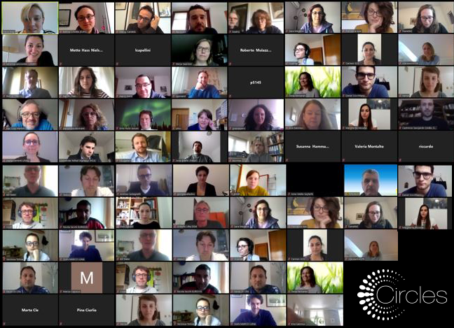 #CIRCLESEU partners meet for their 1st General Assembly! 🦠 To learn more about the first milestones we have achieved in our labs-in-the-field 🍅🐟 and get updates on our research on #microbiomes for a sustainable food system, click here 👉 circlesproject.eu/circles-genera…