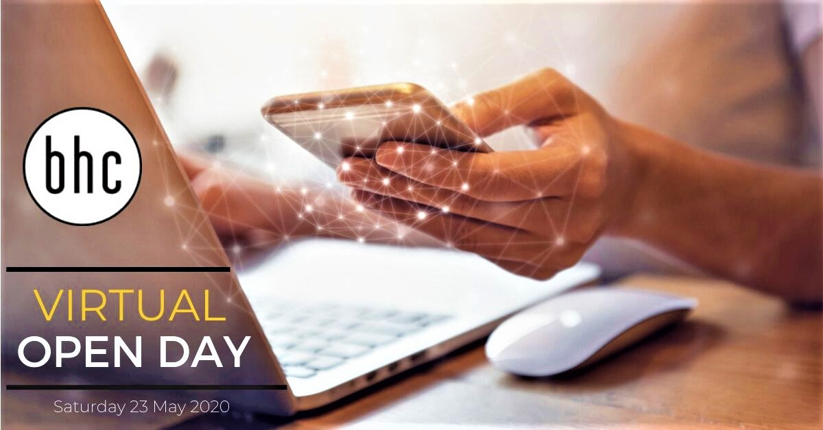 We are live from 10:00-12:00 on Saturday 23 May Join us for our first Virtual Open Day – Take a virtual tour of our campus I Chat to prospective lecturers I View a live presentation on course content To RSVP click here https://t.co/9Rn7ZdM2ft @pcworld #openday #virtual https://t.co/likBSPUu6B