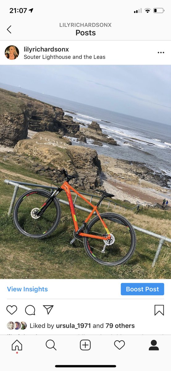 ANYBODY SEES THIS BIKE OR SEES IT BEING SOLD,PLS MESSAGE ME. STOLEN FROM OUTSIDE THE ROYAL VICTORIA INFIRMARY.I'm a student nurse slogging my arse off, just finished a 13 hour shift to no bike. These people would have known this is a NHS workers bike. With absolutely no remorse. https://t.co/KiELq8fNz9