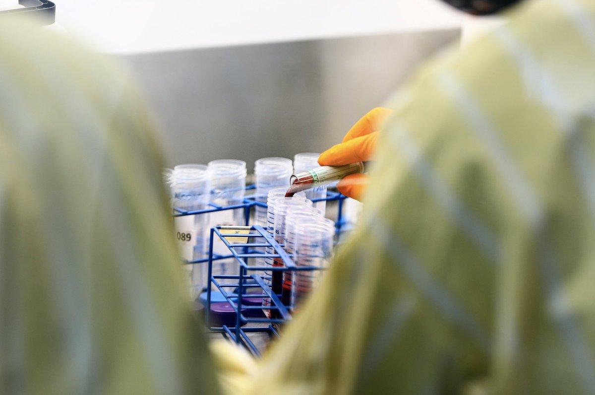 Generating new knowledge of the immune response to SARS-CoV-2 #karolinskaCovid19 @CIM_Sweden @KarolinskaUnsju @karolinskainst @2017Kaw100 https://t.co/9r5p2Vq3Jc