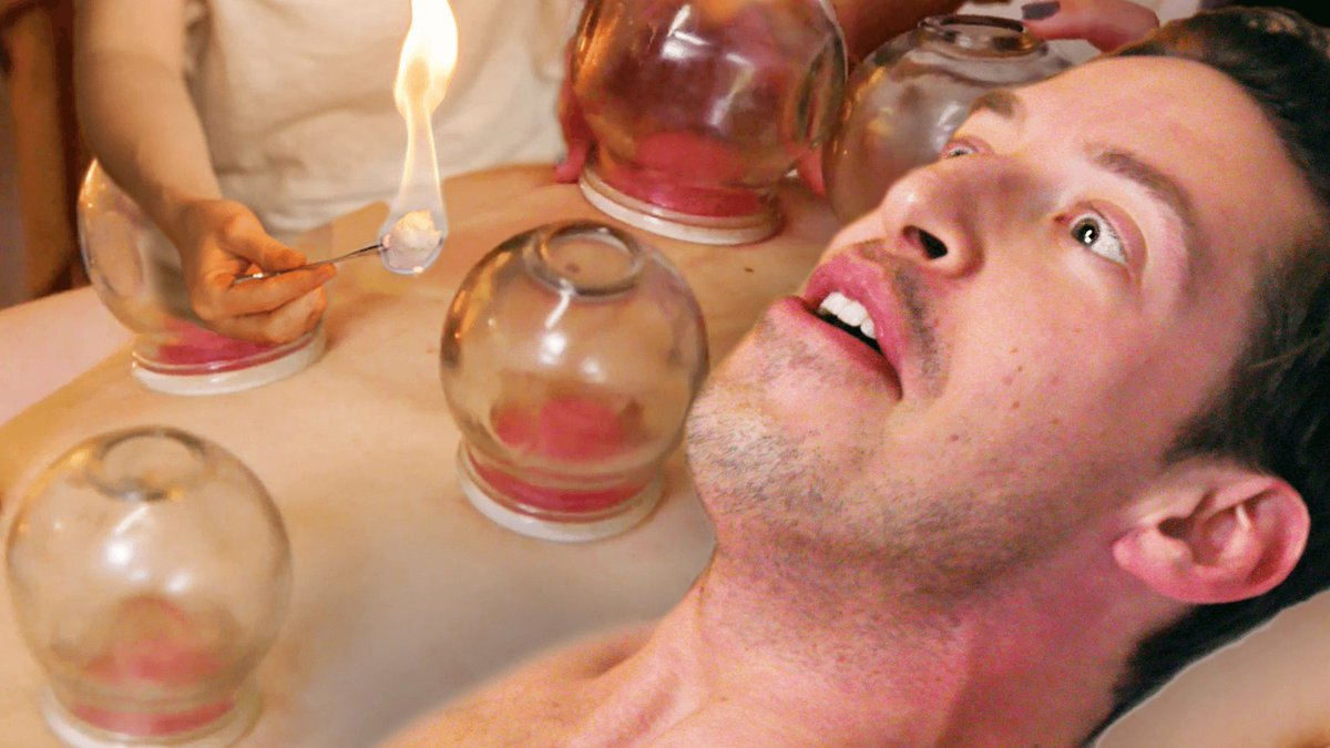 Light em up!!! Today we're trying FIRE cupping! Watch👀🔥 youtu.be/nNzzrSLNsKM