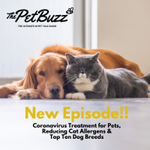 Image for the Tweet beginning: New @ThePetBuzz podcast episode! How