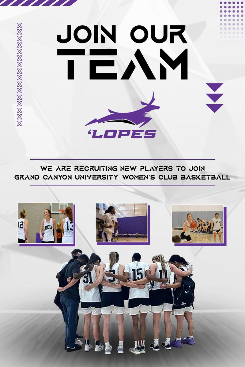 Coach Kyle Speed has kept the GCU Women's Club Team a perennial contender to win the @NIRSA and @AWBLAZ championships.  Interested in joining? 🏀💯DM for more information!  #gcuclubsports #gcu https://t.co/ahXCtr2aIg