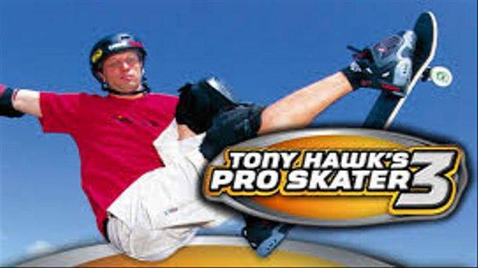 Happy 52nd Birthday Tony Hawk!