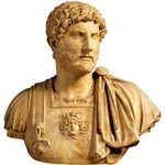 Image for the Tweet beginning: Died today 138AD Hadrian, Roman