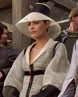 incredible bummer that history nerds have made it so we can no longer have bizarre fake period pieces with outfits that are not meticulously researched but instead just vibe incredibly hard