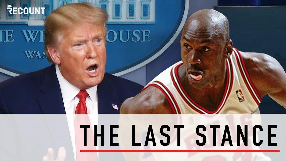 Trump's Coronavirus Response: The Last Stance