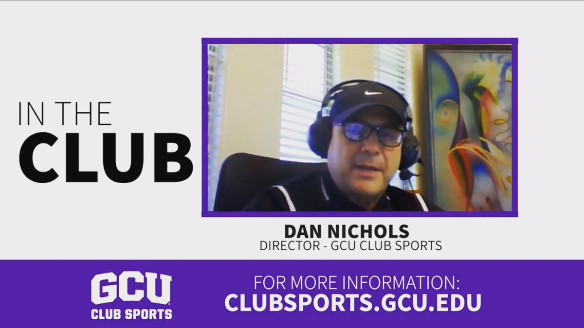Everything you ever wanted to know about @GCUClubSports – and probably even some things you didn't… LOL – all rolled into a short interview with the boss, @DanNichols2! Worth a listen: https://t.co/CbzNluPcz2 https://t.co/U8M6EfuOkl