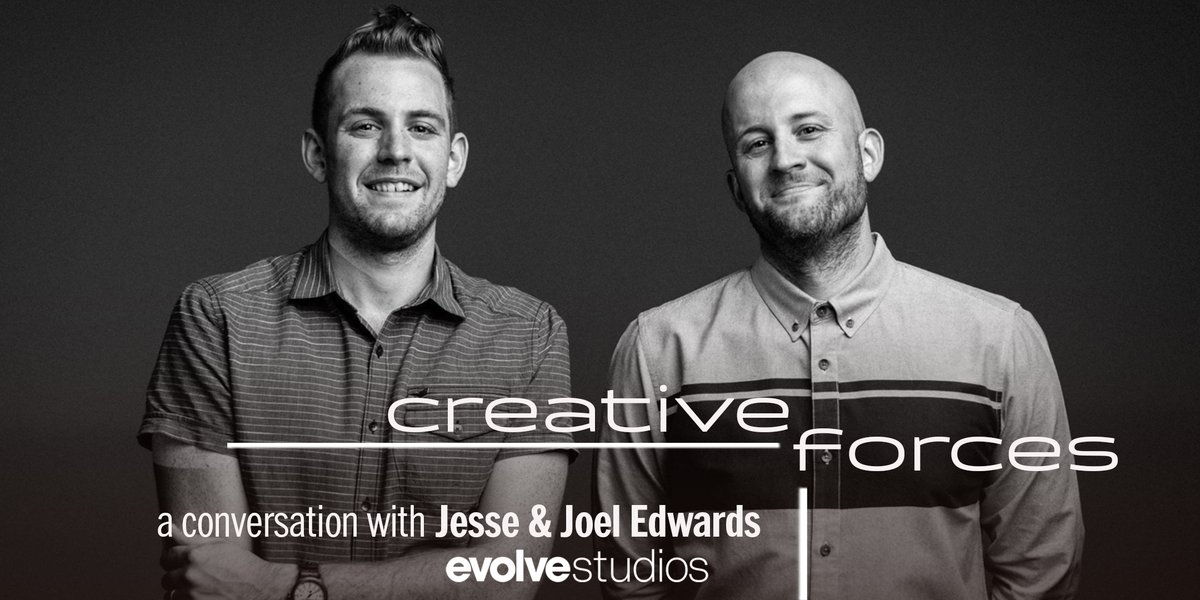 TOMORROW'S THE DAY!  Make sure to join Jesse & Joel Edwards of @EvolveStudio_SM and moderator @mikeymoves at 10:30am PT / 1:30pm ET for our next #CreativeForces Online http://www.abelcine.com/learn/calendar/creative-forces-online-joel-and-jesse-edwards-of-evolve-studios… | cc @ARRIChannelpic.twitter.com/T2haFlNEp1
