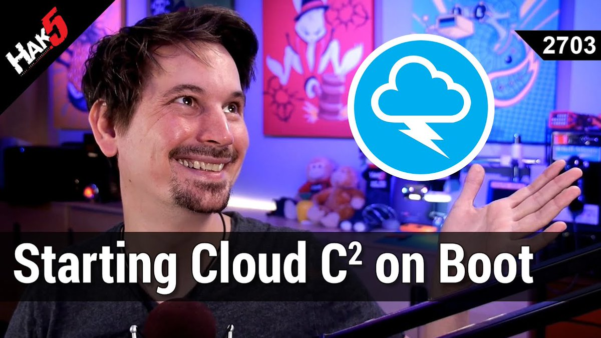 Setting up Cloud C2 as a service on boot & exfiltrating loot with a LAN Turtle - #Hak5 2703 - https://team.userinterface.us/setting-up-cloud-c2-as-a-service-on-boot-exfiltrating-loot-with-a-lan-turtle-hak5-2703/… #UIX #DarrenKitchen #Hack #Hack5 #Hacker #ShannonMorse #Snubs #Technologypic.twitter.com/p9Fm6In8B2