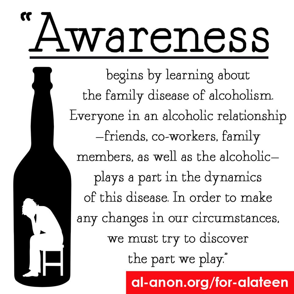 "#Alateen is a #12Step program 4 #teens affected by someon1's #alcoholism.  More info @ http://goo.gl/ysPKRQ   Quote on image: ""How #AlAnon Works for Families & Friends of #Alcoholics""  #FamilyDisease #FamilyRecovery #teensupport #COA #addictionpic.twitter.com/mkhZVsRiif"