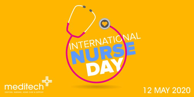 International Nurses Day - 12 May  IMAGES, GIF, ANIMATED GIF, WALLPAPER, STICKER FOR WHATSAPP & FACEBOOK