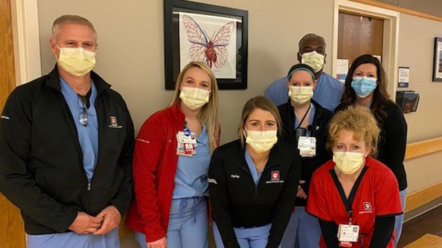 ECMO team at Methodist gets support from around the state - bit.ly/2yOdHgR