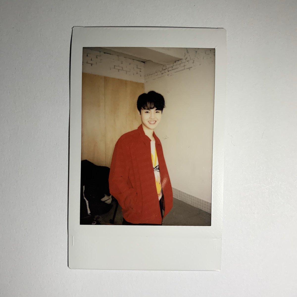 doyoungs polaroid 🐰✨