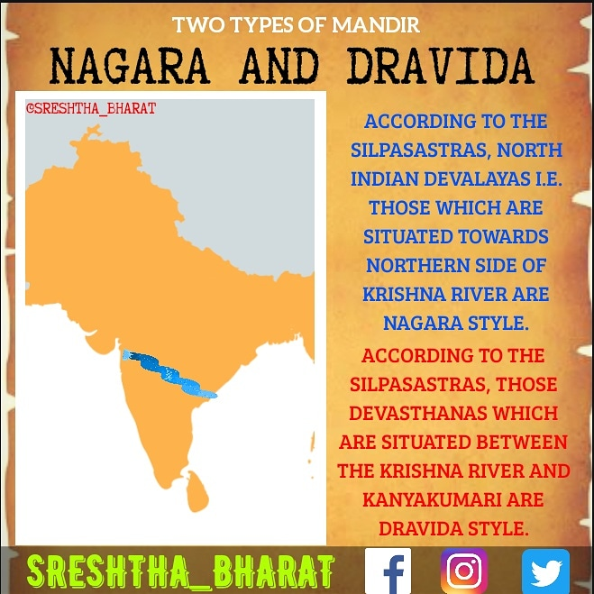 #temple_architecture  We will be getting closer to the Great Temple Architecture of our Sreshtha Bharat  Follow @Sreshthabharat on Facebook | Instagram | Twitter 🙏  #indianculture #indianarchitecture #hinduarchitecture #temple  #worship #templeworship #dravida #mandir #devasthan https://t.co/HDvPXTu4df