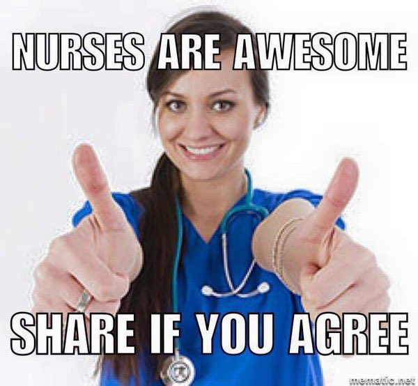 Today is #InternationalNursesDay Please RT if you think they are awesome and help show them some love
