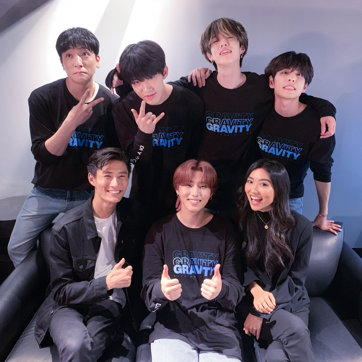 Congrats to the #DAY6 boys on the new album & MV release! 🥳🥂 Saving us from becoming Zombies during quarantine 😵🧟♂️ BRILLIANT as always!! 🥺👏🏼 ➡️ youtu.be/k8gx-C7GCGU ⬅️ Throwback to new co-ed band BLT 🥪 (Bacon, Lettuce, Tomato) tour in NYC!! 😂😋 #DAY6_Zombie #The_Demon
