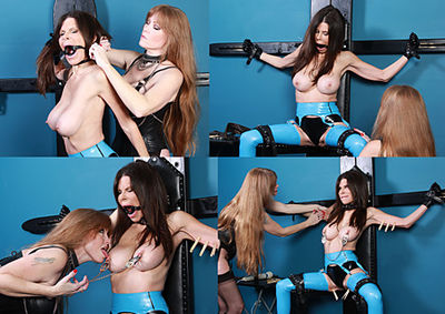 Check out Buxom Redhead Darla Crane forcing me to cum with a vibrator in this preview clip...click link