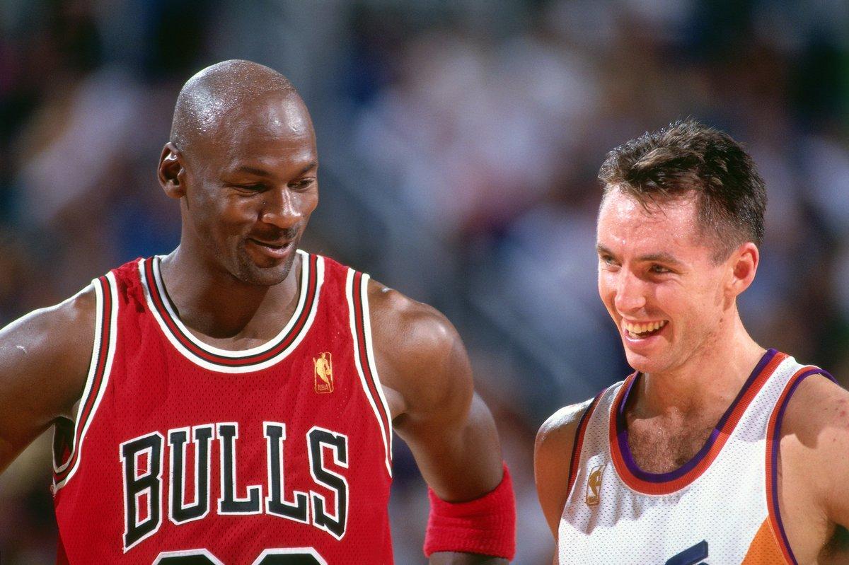 Jordan x Nash - 1996 https://t.co/ag1KOkzVm8