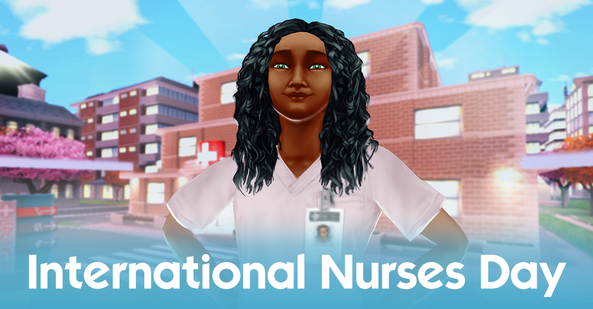 Happy International Nurses Day! Thank you to the nurses and the health care workers for your compassion, professionalism and round-the-clock commitment to your patients during Covid-19 and in your everyday work. Tag a nurse to say thank you. #InternationalNursesDay