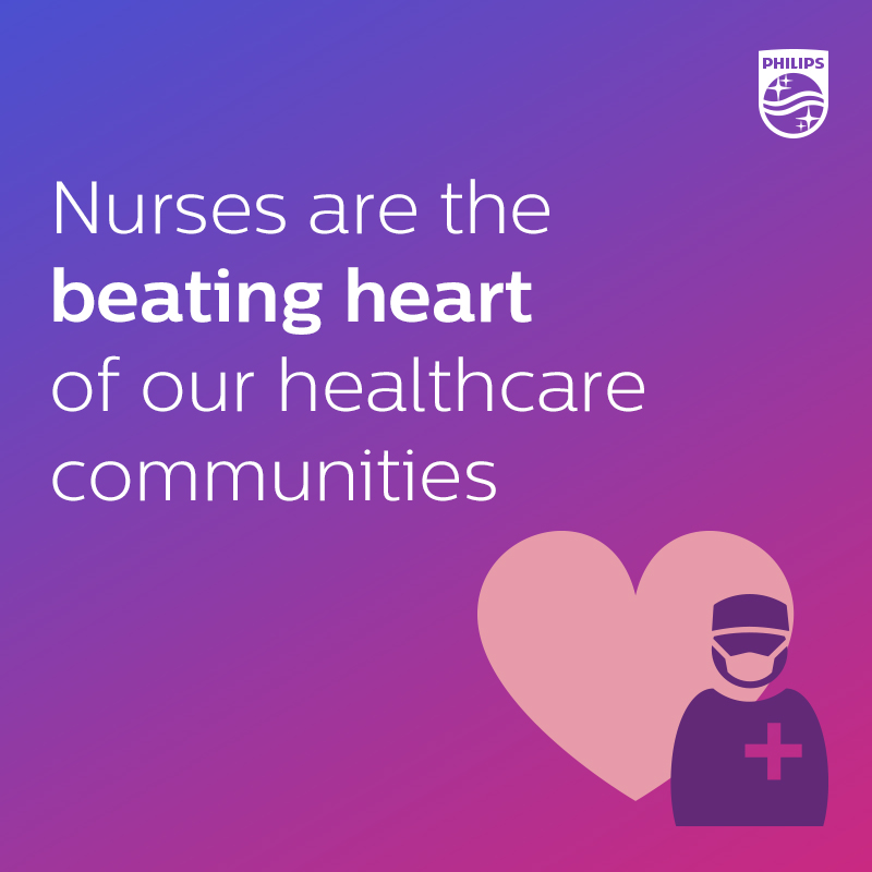 #InternationalNursesDay is a time to reflect on how we can help the women and men who make up the largest section of healthcare workers worldwide. https://t.co/yD4pUBtUcp