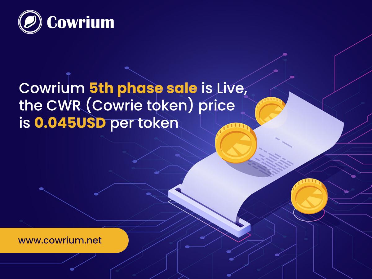Live token price