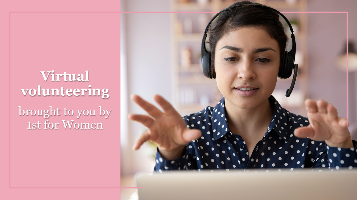 Have some time on your hands? Want to make a meaningful difference? Why not volunteer, virtually, through our ForWomen platform? There are many NGOs that could use your skills and time right now. Get started here: https://t.co/Z1eH6cgNkZ https://t.co/7zdHpoPvDa