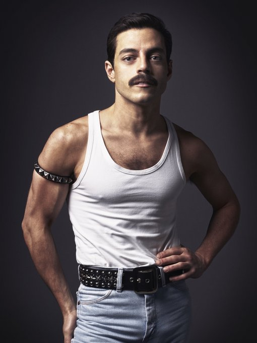 May 12 here in the Philippines so Happy Birthday to this good and very beautiful actor, Rami Malek! stay lovely