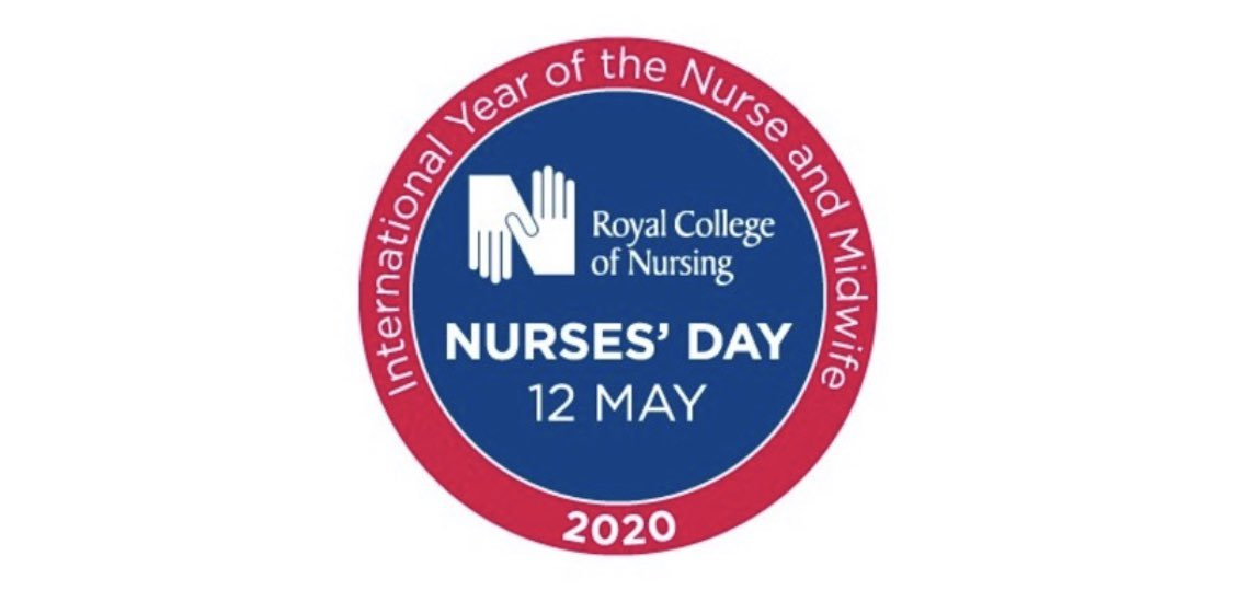 Happy International Nurses' Day! Proud of all that District and Community Nurses do to care for their patients. Grateful to those who have supported us and made us better nurses! Proud to be a nurse. Happy Nurses' Day!