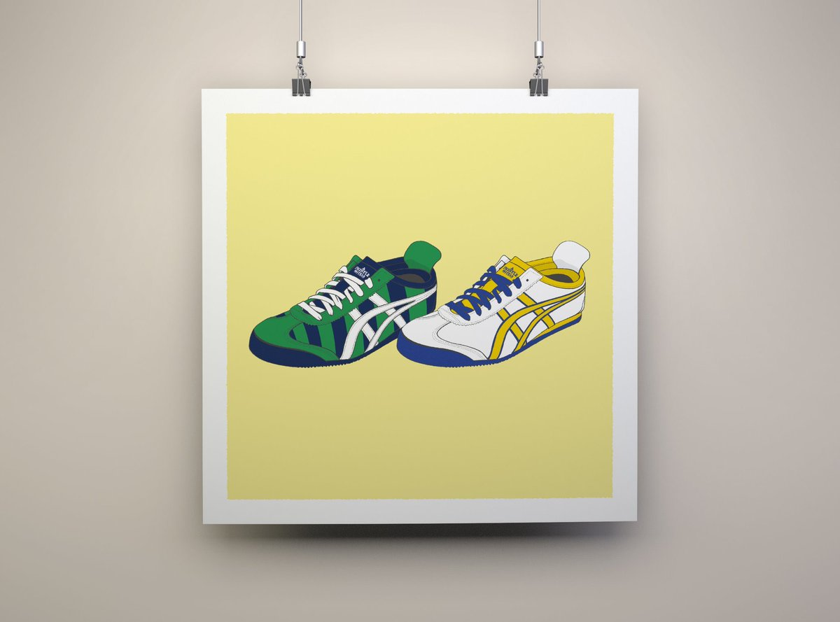 We've teamed up with @thegraphicbomb for a little competition - for a chance to win one of their brilliant classic shirts x classic trainers prints: -RT - Follow @_box2box - Follow @thegraphicbomb Good luck!