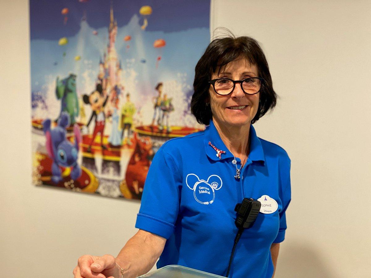 En cette #journeeinternationaledesinfirmieres, un grand merci à nos infirmières qui continuent d'aider les Cast Members travaillant à @DisneylandParis, et à tous les professionnels de la santé du monde entier pour leur travail incroyable au quotidien. https://t.co/p3135WpiTc