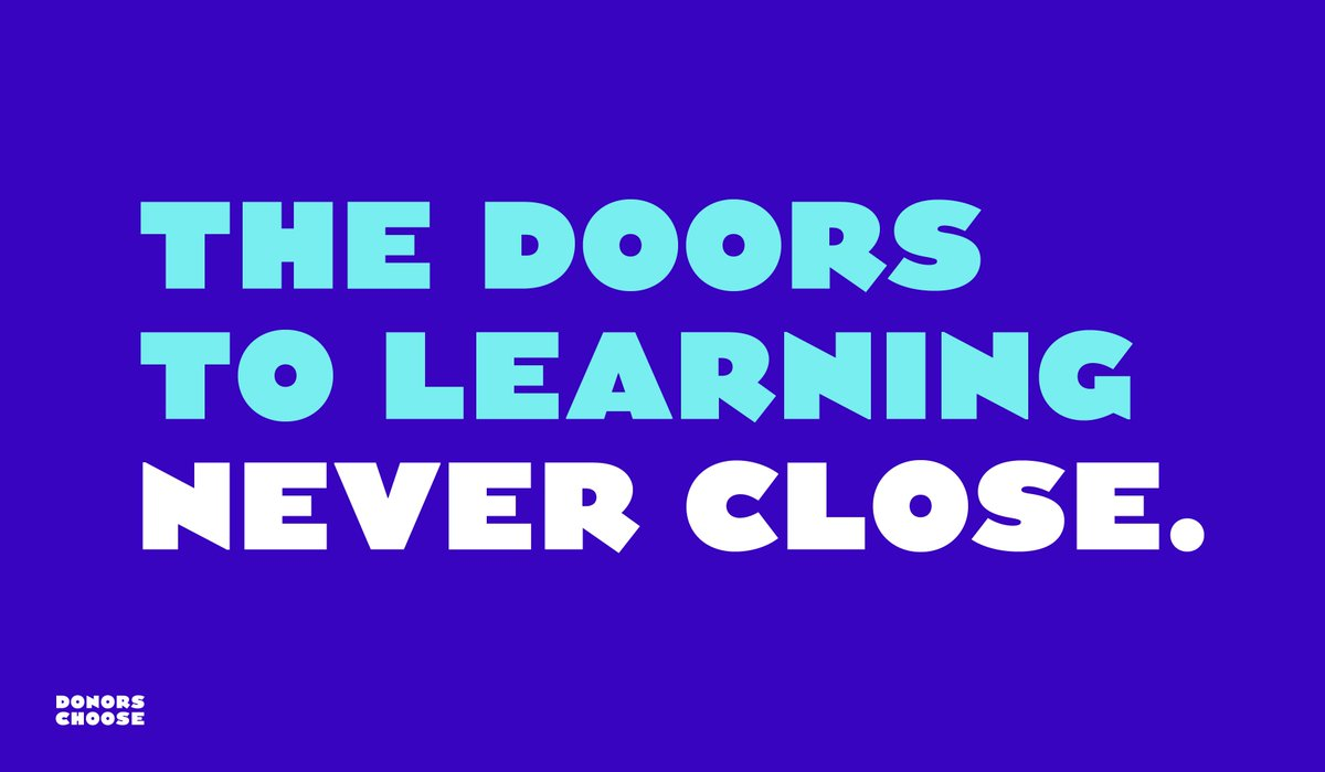 School buildings may be closed but teaching never stops. Thank you teachers for bringing learning wherever you go.