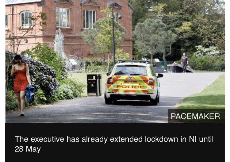 Full details of the @niexecutive Lockdown Exit Plan at 11:25 #coronavirus #lockdown #stormont