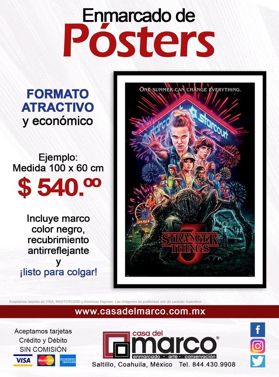 Marco para *PÓSTER*  Enmarcado práctico y económico con el mejor tiempo de entrega. . •Estamos en #Saltillo. •Tel.  844.430.9908 •http://www.casadelmarco.com.mx . #Posters #Fotos #Arte #Marcos #Cuadros #Decoracion #Teens #Movie #Cine #Oficina #Gamers #Coahuilapic.twitter.com/O0c4S252BT