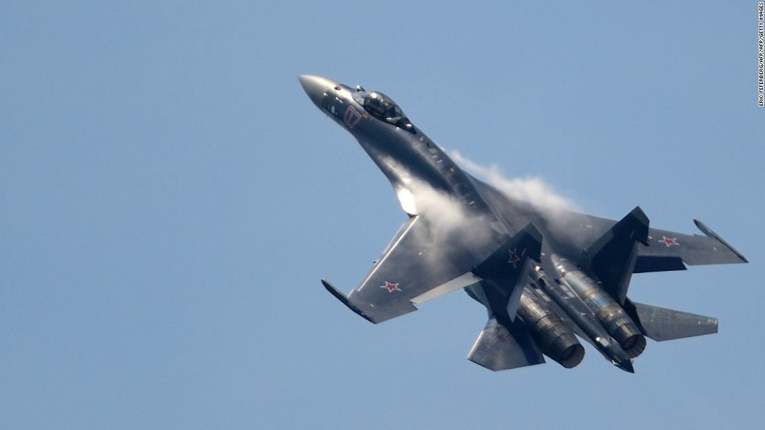 "US military again accuses Russian jets of conducting an ""unsafe"" aerial encounter cnn.it/2ZLZcFk"
