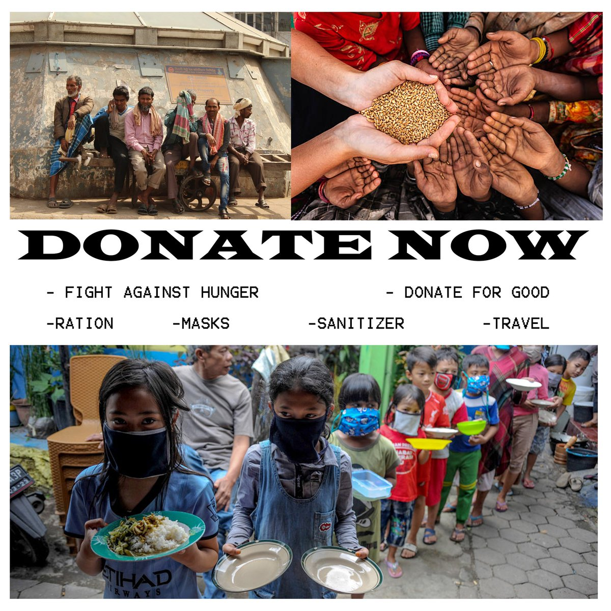 #eachonefeedone  donate for good link in bio and please share as much as you can. #delhi #india #indiafightscorona #indiafightscoronavirus #indiafighthunger #chandni #chandnichowk #delhi6 #jamamasjid #redfort #delhidiaries #funds #againsthunger