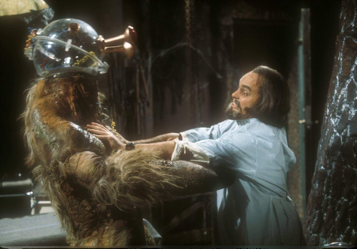 #DoctorWho from the start. The Brain of Morbius by 'Robin Bland' (Terrance Dicks and Robert Holmes). Part Four. <br>http://pic.twitter.com/k7xx7ufiof