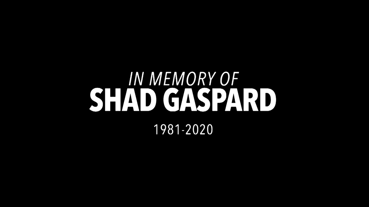 Tonights IMPACT is dedicated to the memory of Shad Gaspard and Hana Kimura. May they rest in peace. #IMPACTonAXSTV