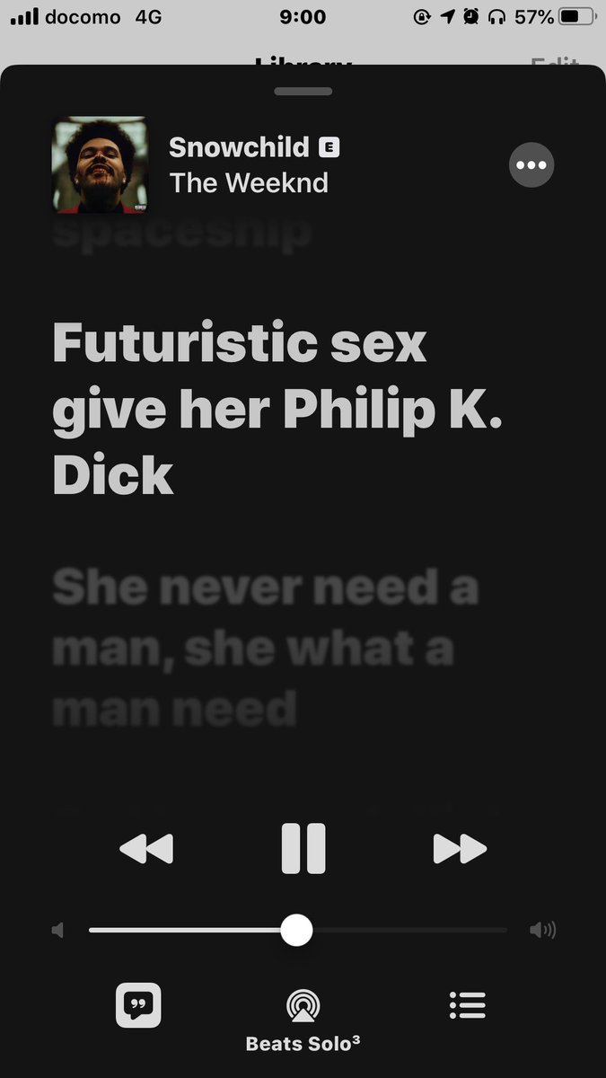 First time to come across the name of PKD in rap lyrics. https://t.co/P5IaWxqHBY