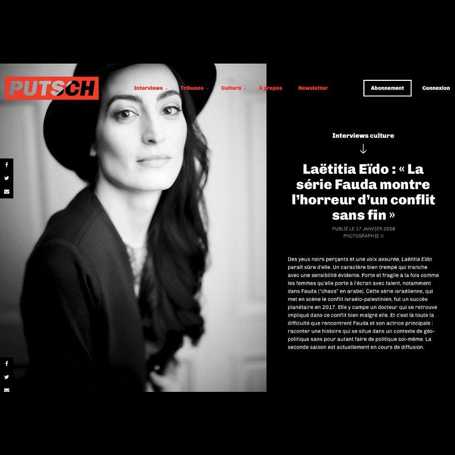 🔴 Suite au #live de ce soir sur @putschmag avec @nicolasvidalputsch, je publie - en retard ! - cette #interview sur la série Netflix #FAUDA, par @antoinecostedombre 🔴  - PhotoCredit: @DAVIDZIMAND  #ACTRESSLIFE #ARTIST #ACTRESS #FRENCHACTRESS #TVSERIES #NETFLIX #WORK #PORTRAIT