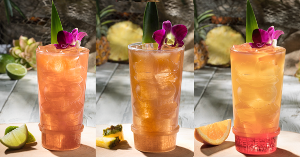 While you can't make genetically-engineered dinosaurs at home, now you can #UniversalAtHome with your favorite Jurassic World tiki cocktails. Cheers! RECIPE: Tasty Tiki Drinks from Isla Nu-Bar: spr.ly/6016GDwo0