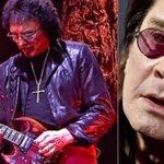 Image for the Tweet beginning: Black Sabbath's Tony Iommi Explains