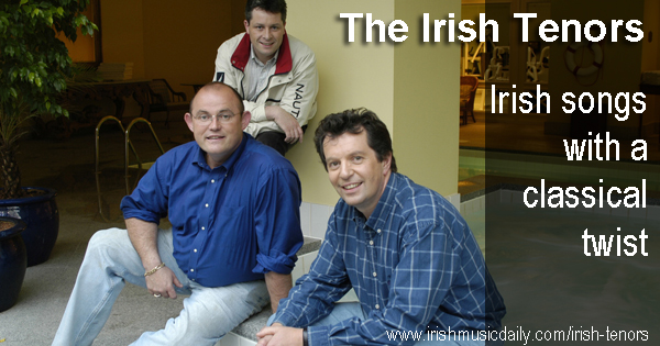 The Irish Tenors – Irish songs with a classical twist. Discover more here http://www.irishmusicdaily.com/irish-tenors #irishmusic pic.twitter.com/uhvtTTbOcW