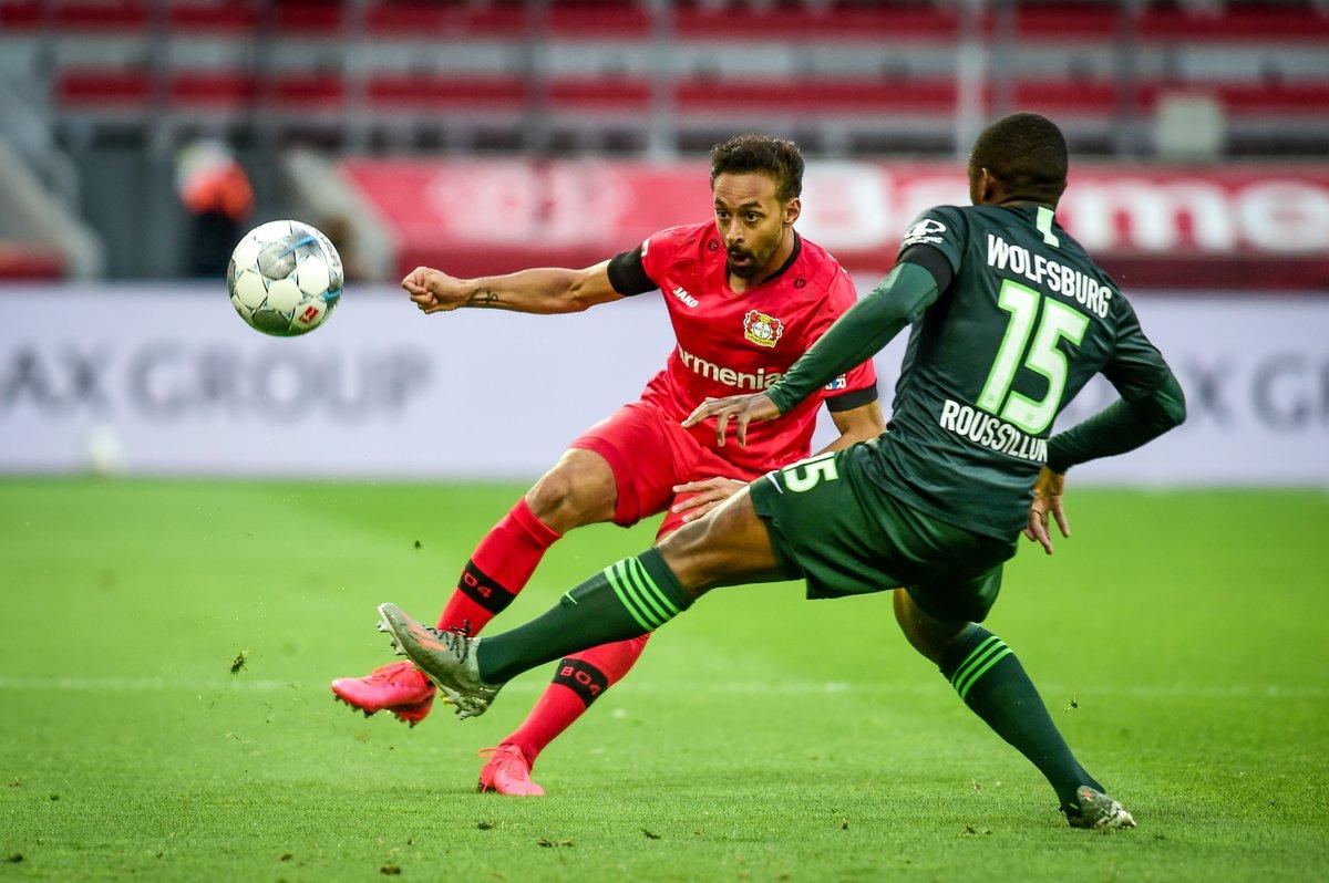 Xem lại Leverkusen vs Wolfsburg, Bundesliga – 27/05/2020